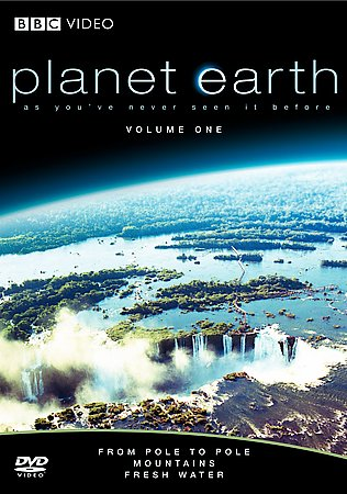 PLANET EARTH:FROM POLE TO POLE/MOUNTA BY PLANET EARTH (DVD)